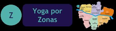 Yoga Medellín por zonas