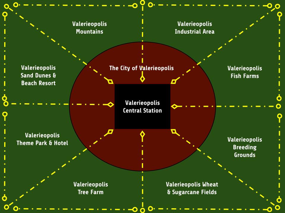 Valerieopolis - Minecraft Xbox 360 Edition