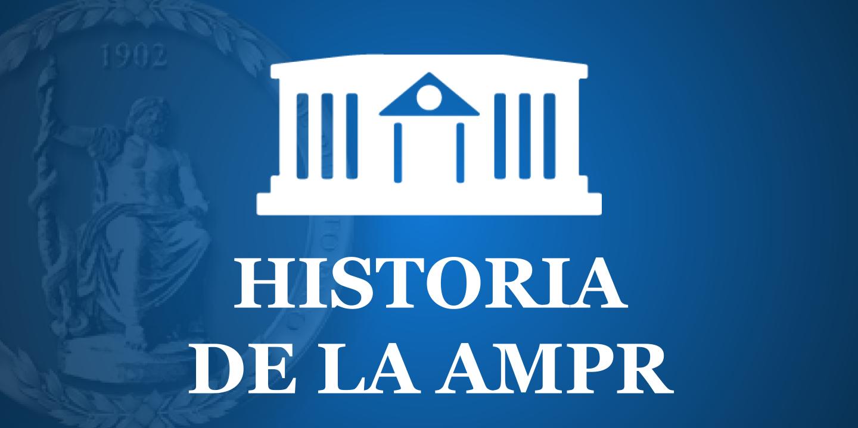 Historia de la AMPR
