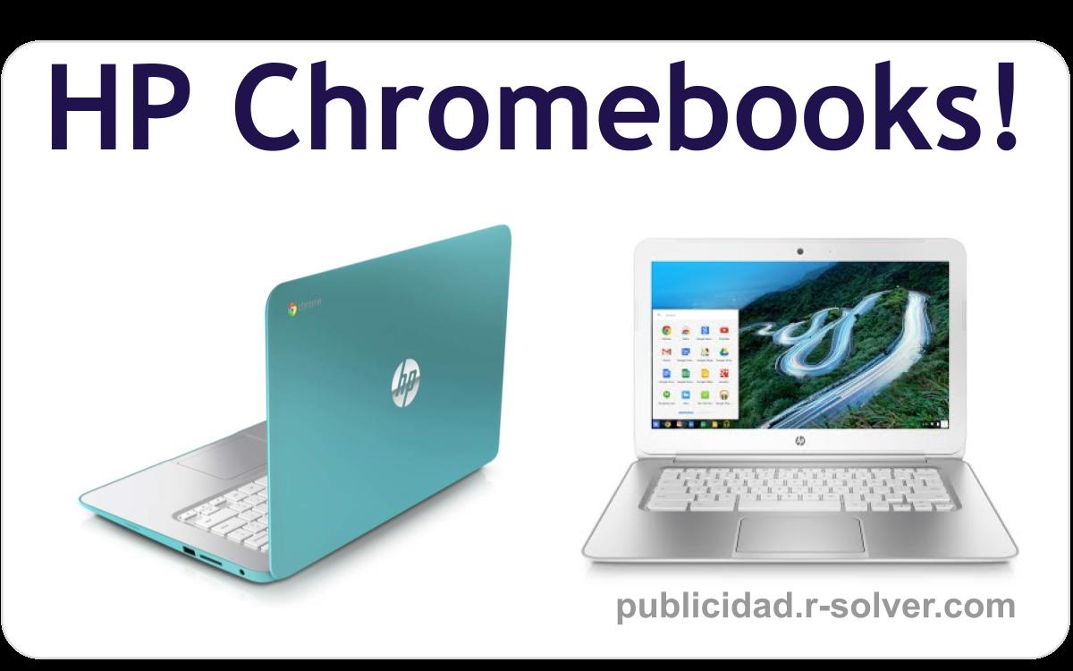 HP Chromebooks Medellin
