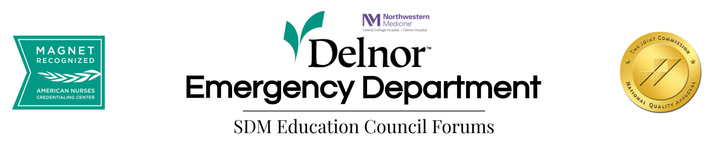 Delnor ED -- Education SDM Council