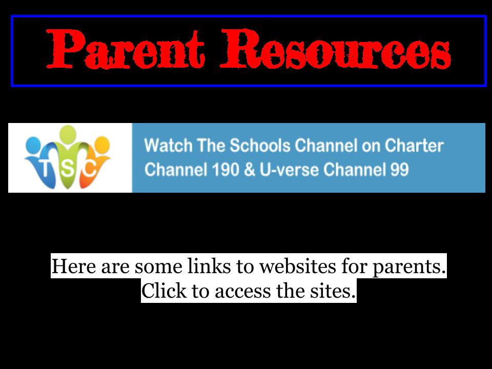 Parent Resources Logo