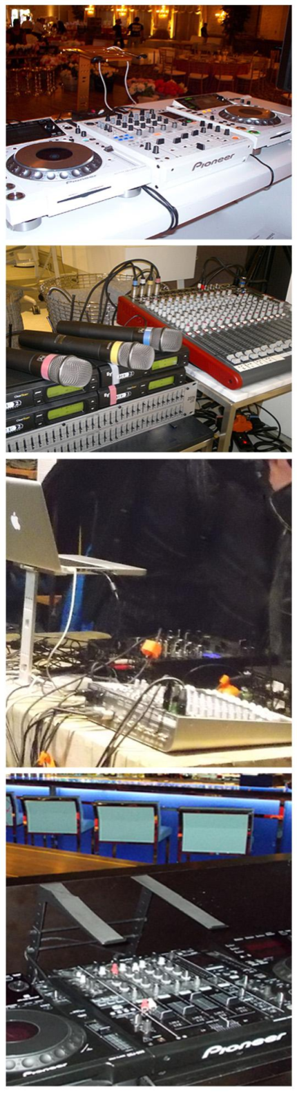 DJ mixer rentals in NYC