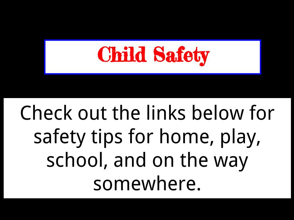 Child Safety Logo
