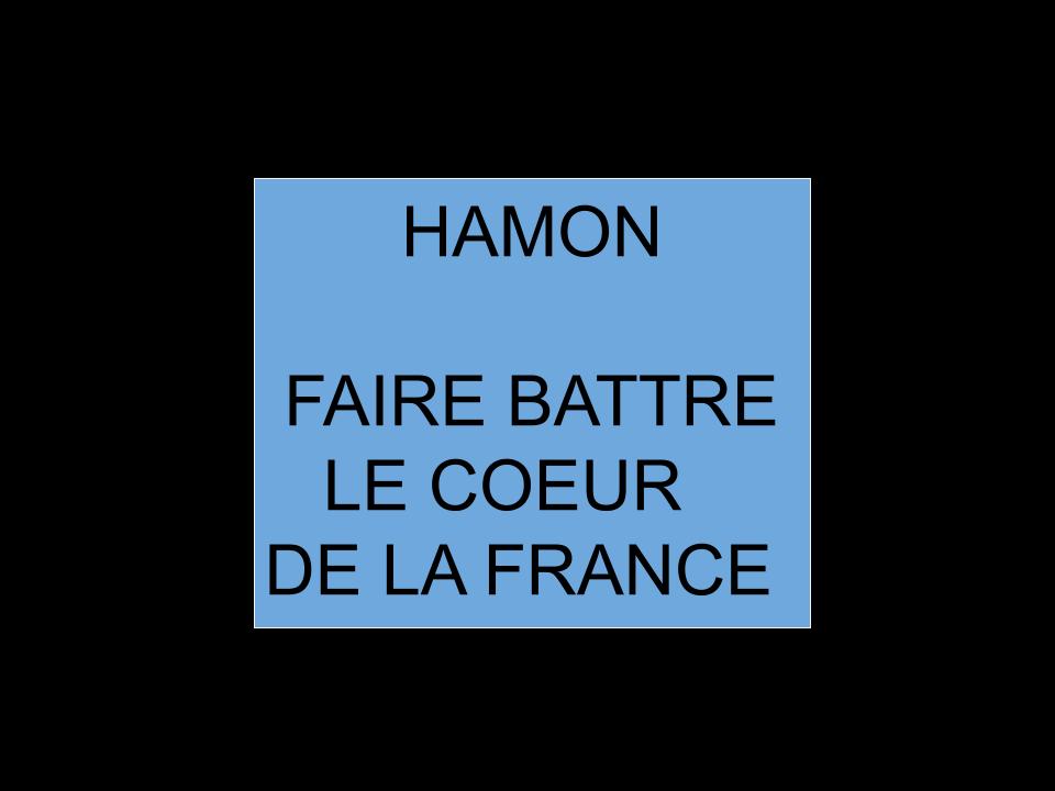 Je soutiens Benoit Hamon
