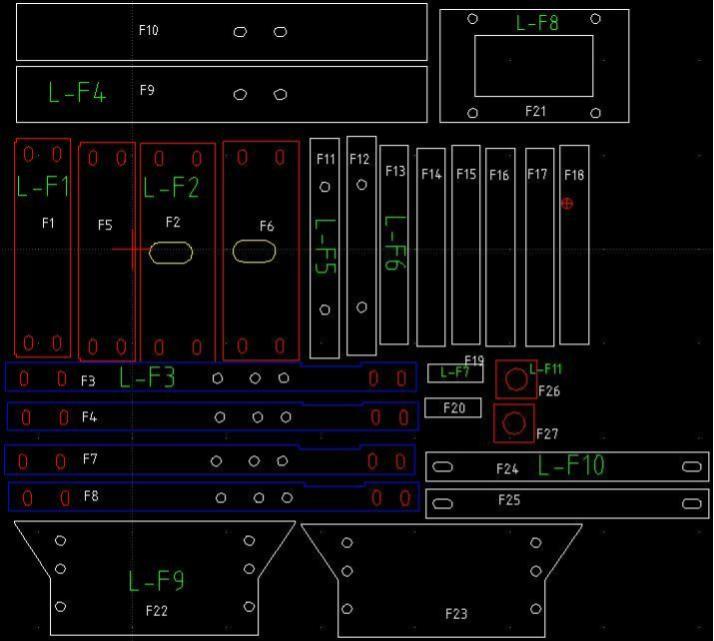 Frame Digital Fabrication Diagram Open Source Ecology