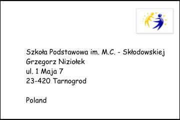 Szkoła Podstawowa im. M.C. - Skłodowskiej
