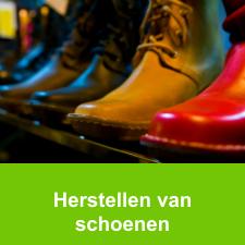 herstellen van schoenen