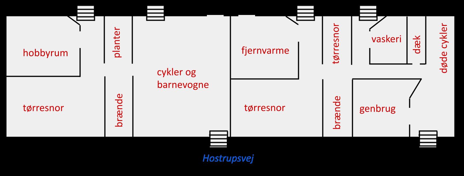 Kælderen på Hostrupsvej 12-14