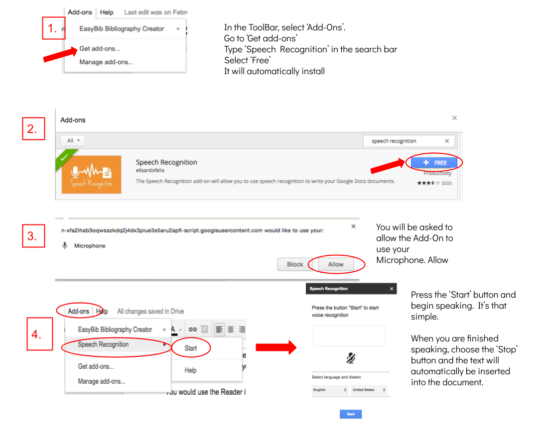 how to get an add on google