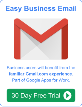Gmail for Work - Free Trial