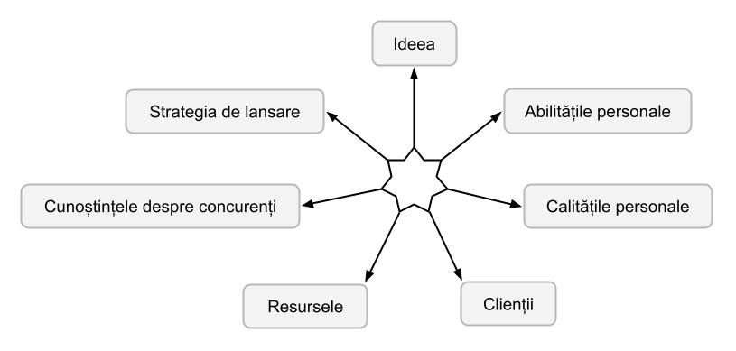 Schema de lansare a unei afaceri