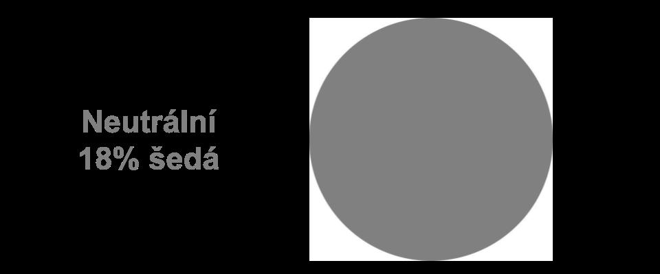 Fotorada #24: Co je 18% šedá a proč je dobré to vědět? #fotorady #foto