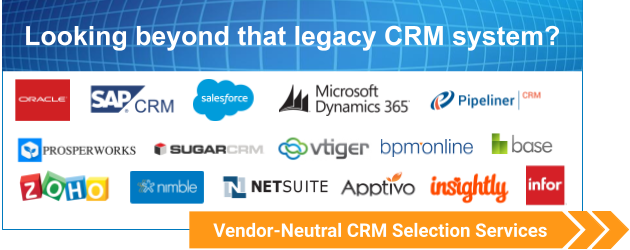 CRM Selection Help