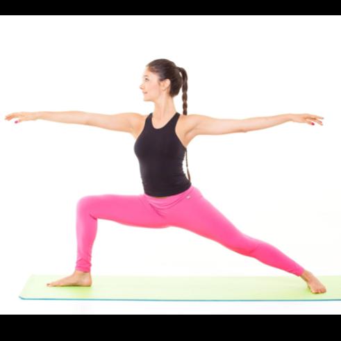 Yoga Medellin Guerrero II