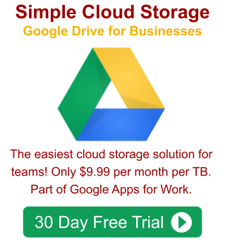Google Apps for Work - Free Trial