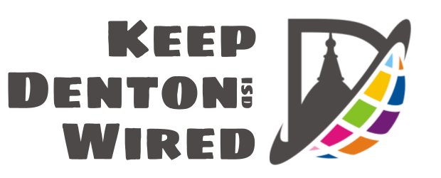 Keep Denton Wired!