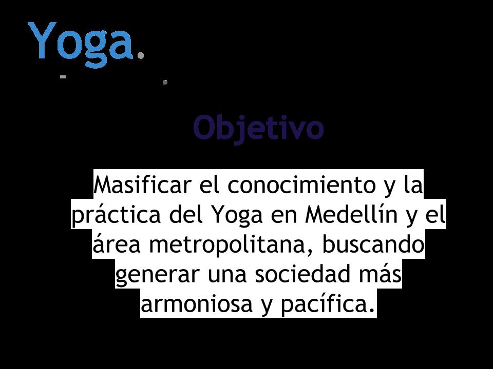 Objetivo Yoga Medellin