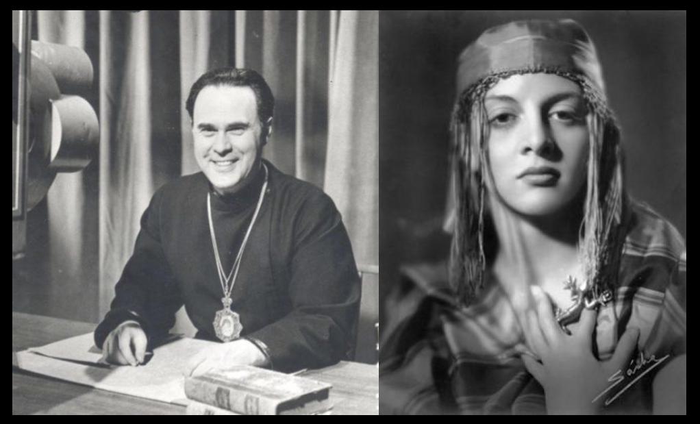 Митрополит Антоний Сурожский и Марганита Ласки