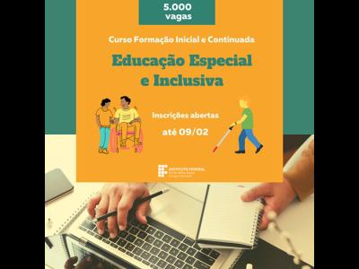 """Campus Machado abre 5.000 vagas para o curso """"Educação Especial e Inclusiva"""""""