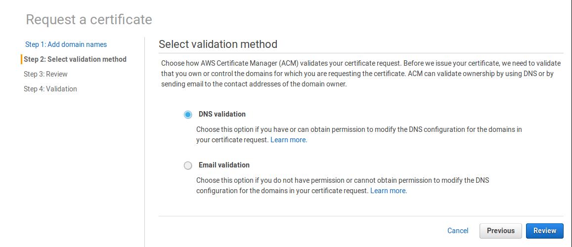 도메인 소유 검증 확인