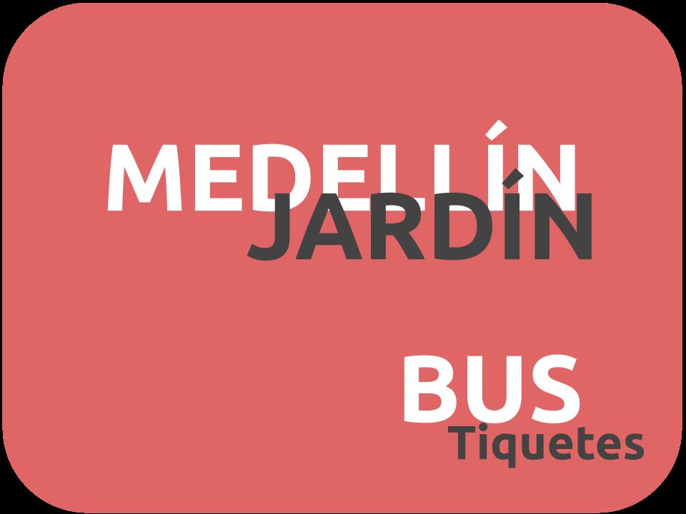 Medellin - Jardín