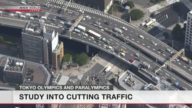 Nhật Bản thí điểm giảm lượng giao thông trong Olympic