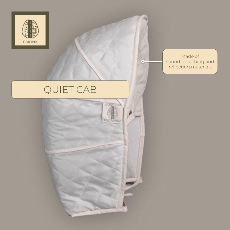 EsionBaby – Quiet Cab Cover
