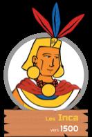 Inca vers 1500