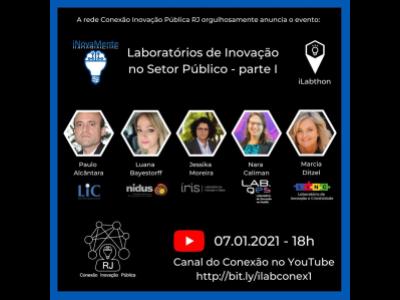 iLabthon, a primeira maratona do mundo para criação de laboratórios de inovação no setor público