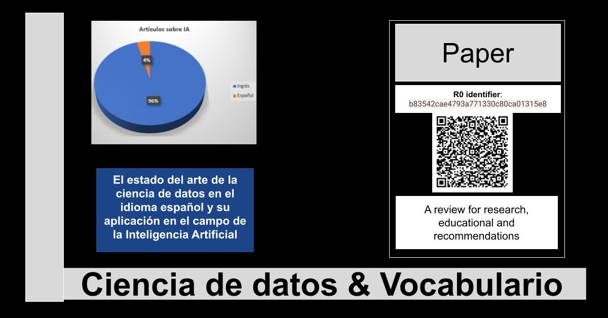 El estado del arte de la ciencia de datos en el idioma español y su aplicación en el campo de la Inteligencia Artificial