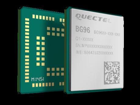 表面実装向け小ロット調達可能な LTE-M モデム「BG96 (LGA)」の販売を開始