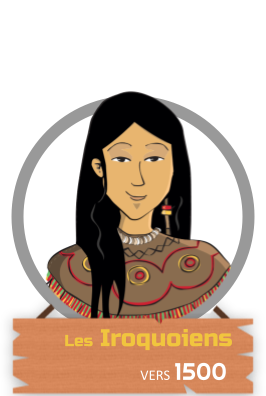 Iroquoians 1500