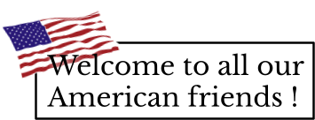 Welcome Americans!