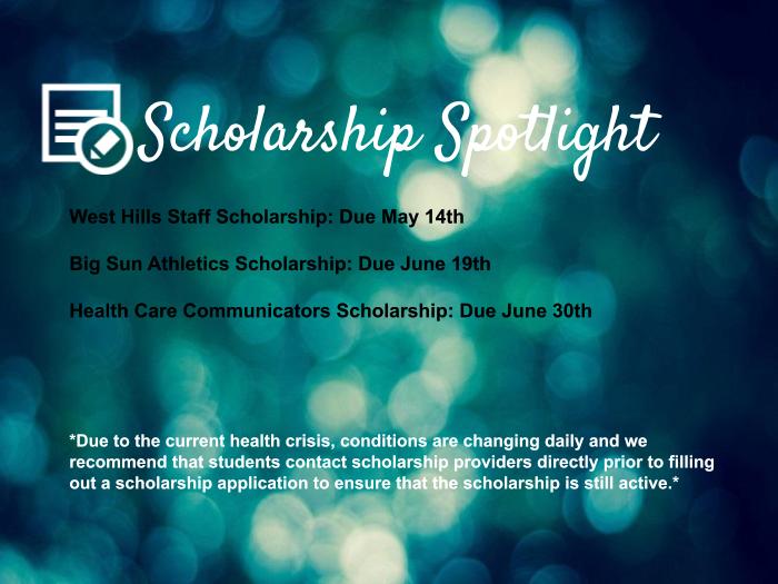 Scholarship Spotlight
