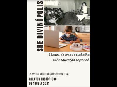 SRE Divinópolis comemora 55 anos com lançamento de revista digital