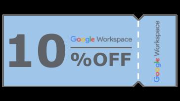 G Suite Business用の20%OFFクーポンの取扱いを開始しました!