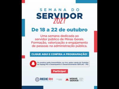 SEMANA DO SERVIDOR 2021