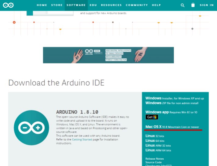 download-arduino-mac