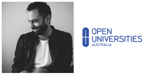 Christian Miran's Profile Photo & Open University Logo