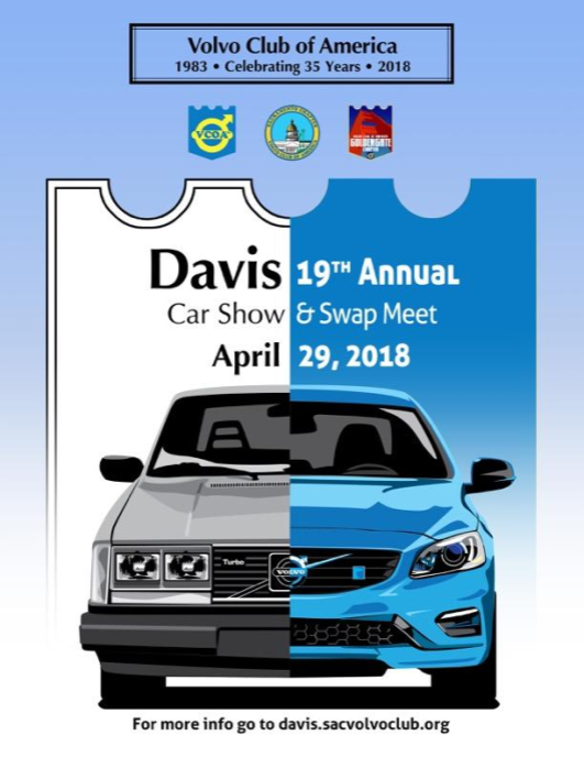 2018 Davis Meet Weekend Teaser Poster