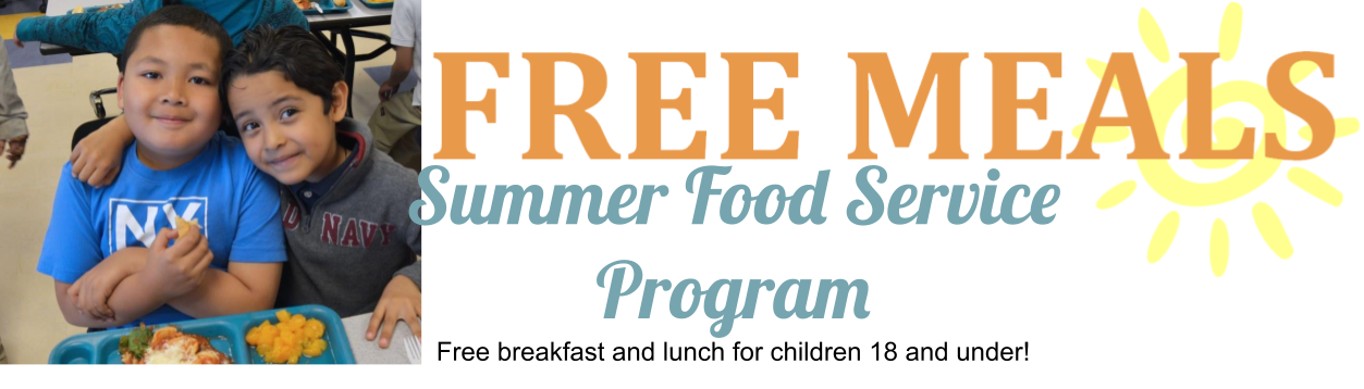APS FREE Summer Food Service Program - Click to learn more