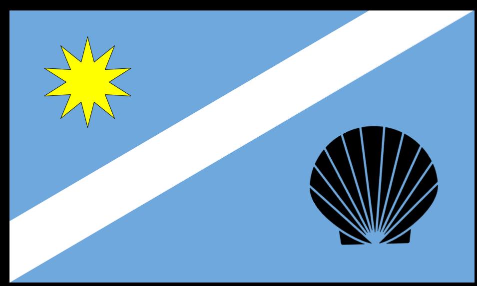 The flag of Modinau