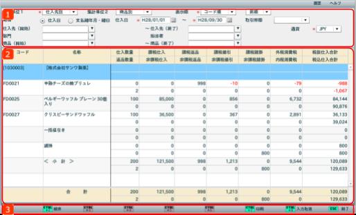簡易 売上ー仕入管理表をエクセルで作ってみまし …
