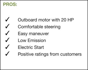 Gasoline outboard motors for inflatable boats [Guide] 3