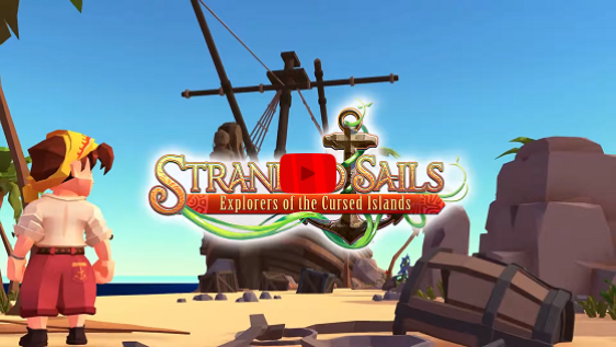 Stranded Sails Embarks on an All-New Adventure in Tokyo Game Show Gameplay Trailer 6
